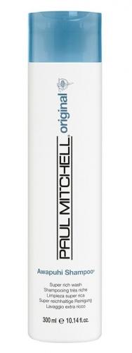 PAUL MITCHELL. CLEANS. Awapuhi Shampoo - Увлажняющий шампунь д/сухих и норм. волос, 300 мл