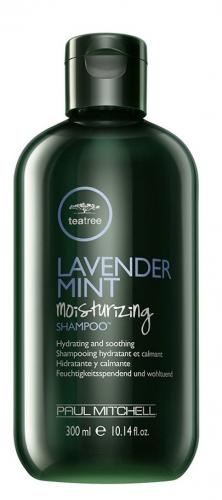 PAUL MITCHELL. LAVENDER MINT Moisturizing Shampoo - Увлажн. шампунь с лавандой и мятой, 300 мл