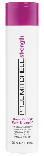 PAUL MITCHELL. CLEANS. Super Strong Daily Shampoo - Ежедн. восстан. шампунь, 300 мл
