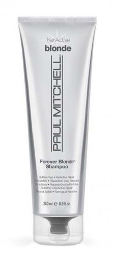 PAUL MITCHELL. Forever Blonde Shampoo - Шампунь бессульф. д/свет. волос, 250 мл