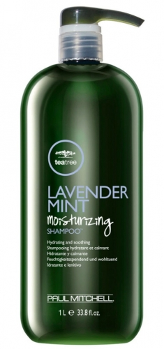 PAUL MITCHELL. LAVENDER MINT Moisturizing Shampoo - Увлажн. шампунь с лавандой и мятой, 1000 мл