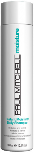 PAUL MITCHELL. CLEANS. Instant Moisture Daily Shampoo - Ежедн. увлажн. шампунь д/сухих и норм. волос, 300 мл