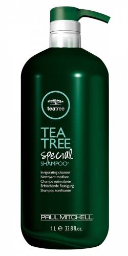 PAUL MITCHELL. TEA TREE Special Shampoo - Шампунь с маслом чайного дерева д/всех типов волос, 1000 мл