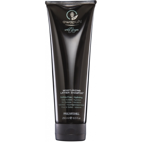 PAUL MITCHELL. AWAPUHI. Moisturizing Lather Shampoo - Интенсивно увлажняющий шампунь, 250мл