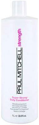 PAUL MITCHELL. CONDITION. Super Strong Daily Conditioner - Ежедневный восстанавл. кондиционер, 1000 мл