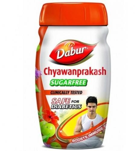 CHYWANPRASH Чаванпракаш без сахара Dabur 500г.