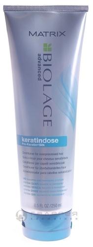 М БИОЛАЖ Кератинодоз Кондиционер д/сильно поврежд. волос (комплек PRO-KERATIN + экстр. шелка), 200мл