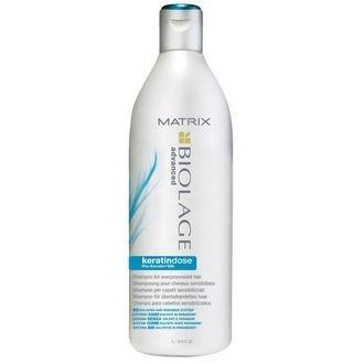 М БИОЛАЖ Кератинодоз Шампунь д/сильно поврежд. волос (комплек PRO-KERATIN + экстр. шелка), 1 л