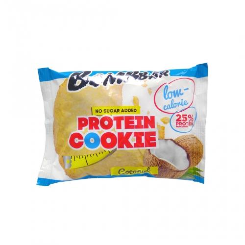Низкокалорийное протеиновое печенье КОКОС