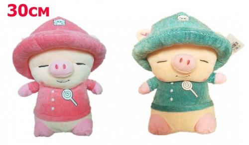 Свинка в шляпе. ХИТ-ПРОДАЖ!