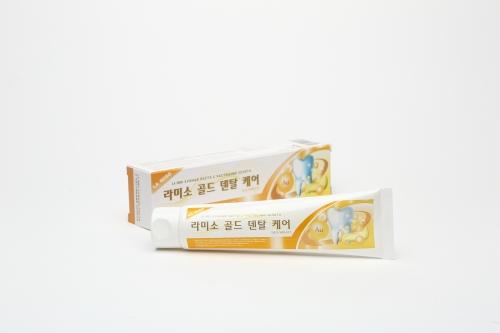 50  255 LA MISO Зубная паста с частицами золота