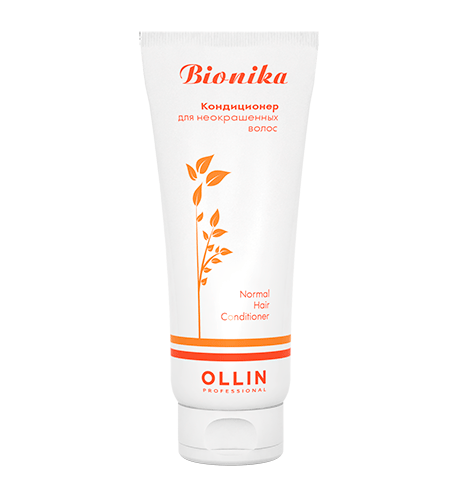 Ollin BIONIKA Кондиционер для неокрашенных волос