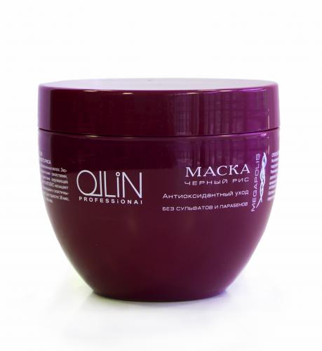 Ollin Megapolis маска на основе черного риса