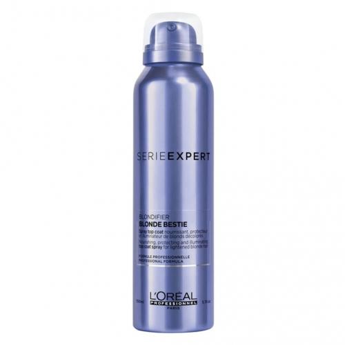 Serie Expert Blondifier - Blonde Bestie спрей для питания ,защиты и сияния мелированных или осветлённых волос