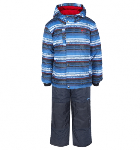 Комплект куртка и комбенизон на мальчика