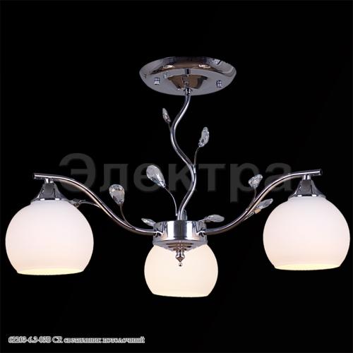 62203-6.3-03B CR светильник потолочный