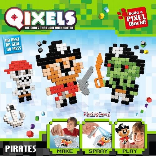 QIXELS Набор для творчества Пираты