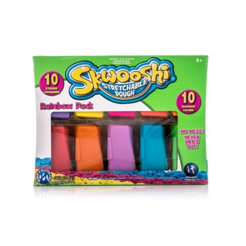 Масса для лепки Skwooshi в конт. 10*57 гр