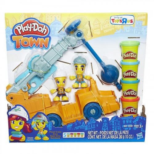 Игрушка Hasbro Play-Doh Кран