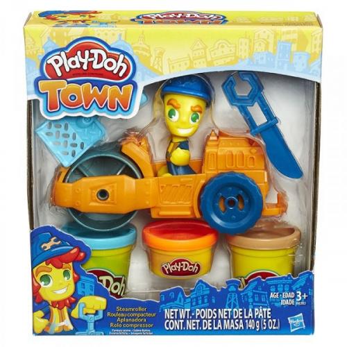 Игрушка Hasbro Play-Doh Паровой каток