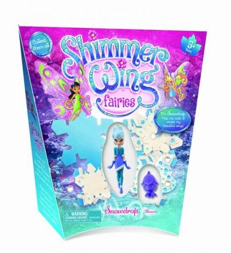 Игровой набор Shimmer Wing Фея Снежинка