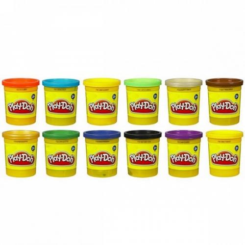 Play-Doh Пластилин 1 Баночка (в ассорт.)