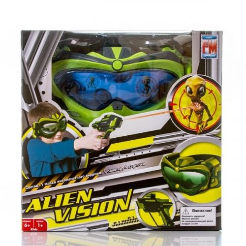 Игра Fotorama Alien Vision интерактивная