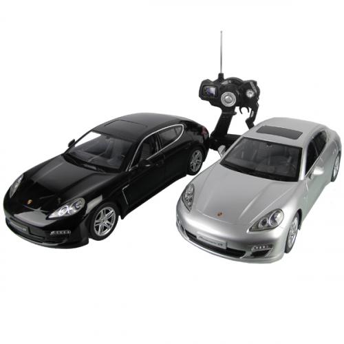 Машина р/у 1:10 Porsche Panamera, аккум, 2 цвета