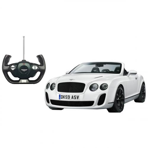 Машина р/у 1:12 Bentley Continetal GT