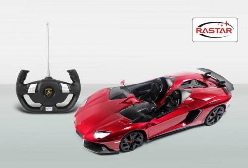 Машина р/у 1:12 Lamborghini Aventador J