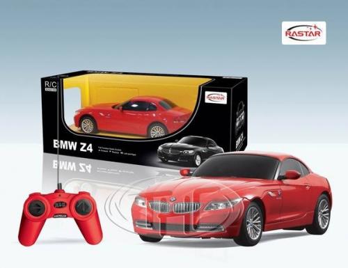 Машина р/у 1:24 BMW Z4