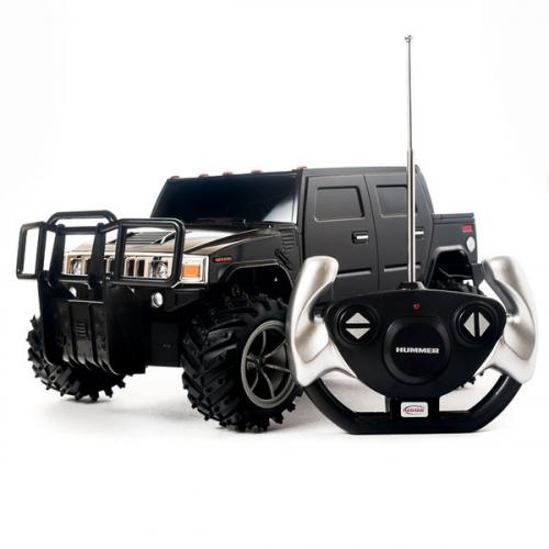 Машина р/у 1:14 Hummer SUT/ Hummer H1 SUV (без батареи)