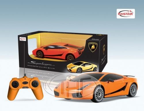 Машина р/у 1:24 Lamborghini, 18 см