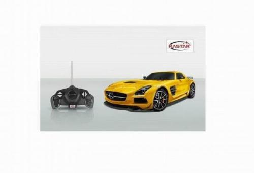 Машина р/у 1:18 Mercedes-Benz SLS AMG