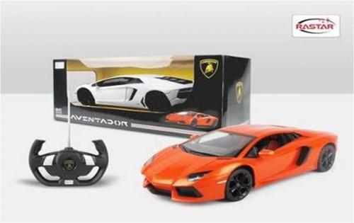 Машина р/у 1:10 Lamborghini Aventador LP700, 2 цвета, аккум.