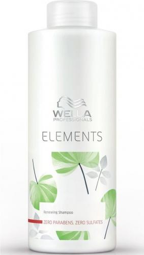 Wella Pr. Elements Обновляющий шампунь, 1000 мл