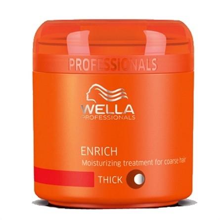 Wella Pr. Enrich mask coarse Крем-маска питательная для жестких волос, 150 мл