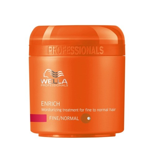 Wella Pr. Enrich mask fine Крем-маска питательная для Нормальных и Тонких волос, 150 мл