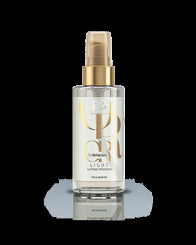 Wella Pr. Oil Line Лёгкое масло для придания блеска волосам Light Reflections 30 мл