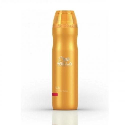 Wella Pr. Sun Шампунь для волос и тела 250 мл