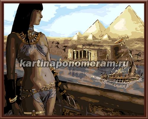 Египетская девушка