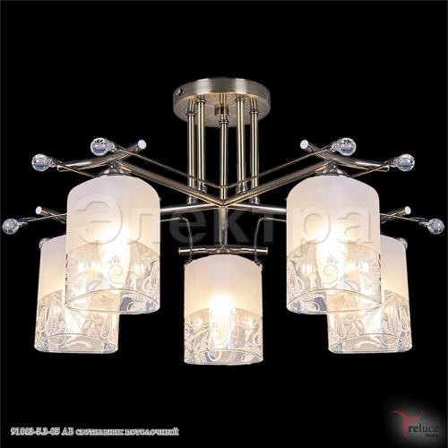 91043-5.3-05 AB светильник потолочный