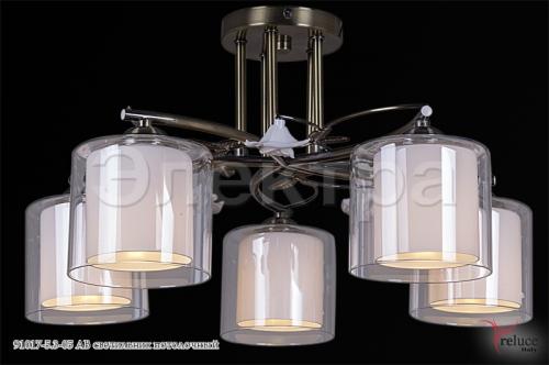 91017-5.3-05 AB светильник потолочный