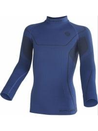 Блуза подростковая THERMO (бордо)
