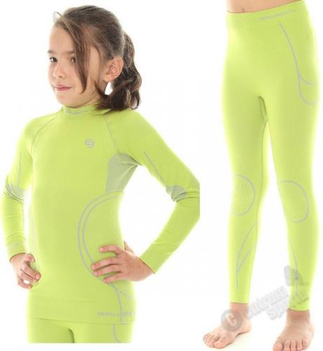 Блуза детская THERMO (лимонный)
