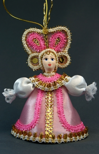 1011 Кукла подвесная.
