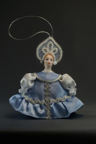 ЗАКОНЧИЛИСЬ! 0991 Кукла-подвеска.