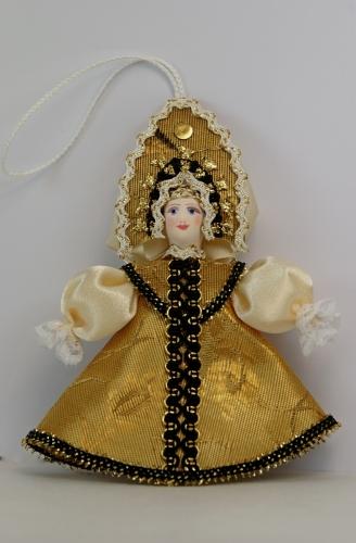 0965 Кукла-подвеска.