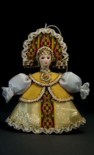 1033 Кукла-подвесная.