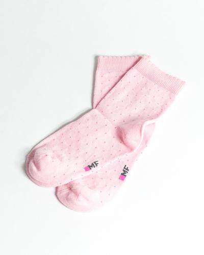 Носки дет. 401K-350 св.розовый